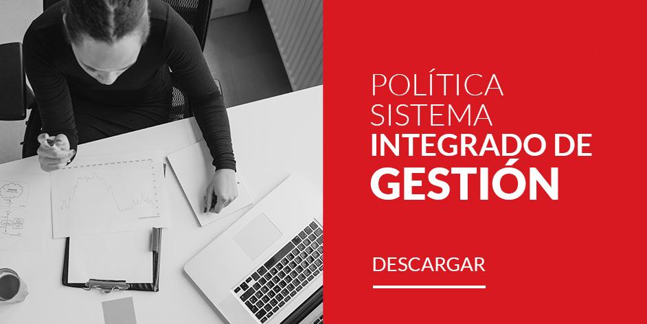 Sistema integrado gestión